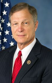 Rep. Bruce Babin of House space panel