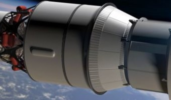 Orbital wins contract for Orion motor