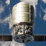 Cygnus soars toward ISS