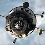 ISS resupply mission a success