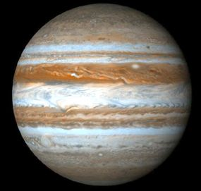 jupiter in nasa image