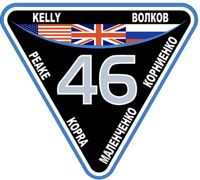 ISS badge