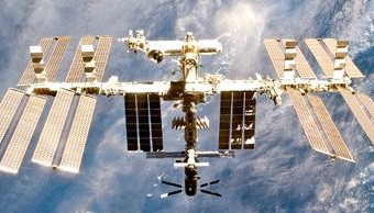 Progress heads for ISS