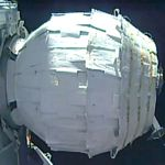 ISS Beam-ing after inflation