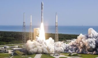 Atlas V launches next-gen sat for Navy