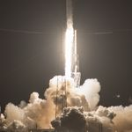 SpaceX launches Japanese sat