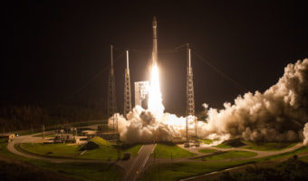 Atlas V lifts spy sat