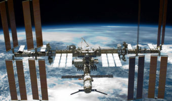 Cargo heads to space station