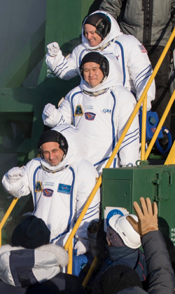 Expedition 54 NASA